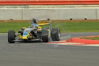 © Octane Photographic 2011. FIA F2 - 16th April 2011, Race 1. Jack Clarke. Silverstone, UK. Digital Ref. CB1D0582
