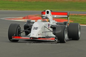 © Octane Photographic 2011. FIA F2 - 16th April 2011, Race 1. Mikkel Mac. Silverstone, UK. Digital Ref. 0050CB1D0794