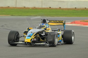 © Octane Photographic 2011. FIA F2 - 16th April 2011, Race 1. Jack Clarke. Silverstone, UK. Digital Ref. 0050CB1D0813