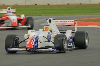 © Octane Photographic 2011. FIA F2 - 16th April 2011, Race 1. James Cole. Silverstone, UK. Digital Ref. 0050CB1D0825