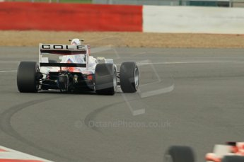 © Octane Photographic 2011. FIA F2 - 16th April 2011, Race 1. James Cole. Silverstone, UK. Digital Ref. 0050CB1D0846
