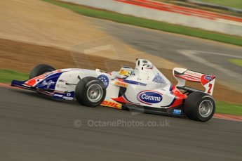 © Octane Photographic 2011. FIA F2 - 16th April 2011, Race 1. James Cole. Silverstone, UK. Digital Ref. 0050CB7D0965