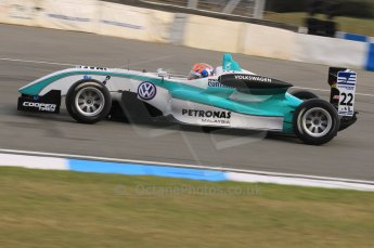 © Octane Photographic 2011 – Formula 3. Race 1. 24th September 2011, Jazeman Jaafar - Carlin - Dallara F308 Volkswagen. Digital Ref : 0184lw1d5767