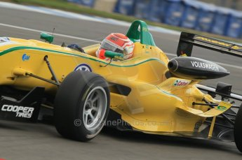 © Octane Photographic 2011 – Formula 3. Race 1. 24th September 2011, Felipe Nasr, Carlin - Dallara F308 Volkswagen. Digital Ref : 0184lw1d5990