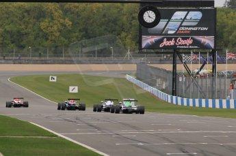 © Octane Photographic 2011 – Formula 3. Race 1. 24th September 2011. Digital Ref : 0184lw1d6078