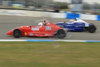 © Octane Photographic 2011 – Formula Ford, Donington Park. 24th September 2011. Digital Ref : 0181lw1d5048