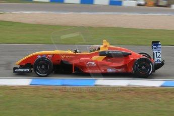 © Octane Photographic 2011 – British Formula 3 - Donington Park. 24th September 2011, Adderly Fong - Sino Vision Racing - Dallara F308 Mercedes HWA. Digital Ref : 0182lw1d5421
