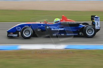 © Octane Photographic 2011 – British Formula 3 - Donington Park. 24th September 2011, William Buller Fortec Motorsport - Dallara F311 Mercedes HWA. Digital Ref : 0182lw1d5453