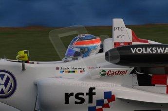 © Octane Photographic 2011 – British Formula 3 - Donington Park. 24th September 2011, Jack Harvey - Carlin - Dallara F308 Volkswagen. Digital Ref : 0182lw7d7782