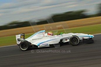 © Octane Photographic Ltd. 2011. Formula Renault 2.0 UK – Snetterton 300, Dan Wells - Atech Reid GP. Saturday 6th August 2011. Digital Ref : 0122CB1D2997