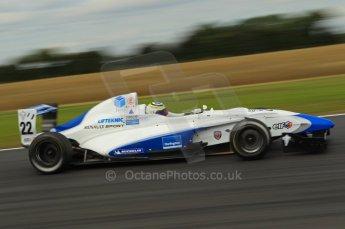 © Octane Photographic Ltd. 2011. Formula Renault 2.0 UK – Snetterton 300, Daniel Cammish - Mark Burdett Motorsport. Saturday 6th August 2011. Digital Ref : CB1D30080122