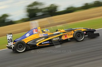 © Octane Photographic Ltd. 2011. Formula Renault 2.0 UK – Snetterton 300, Tio Ellinas - Atech Reid GP. Saturday 6th August 2011. Digital Ref : 0122CB1D3018