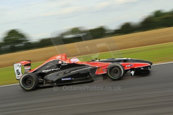 © Octane Photographic Ltd. 2011. Formula Renault 2.0 UK – Snetterton 300, Alice Powell - Manor Competition. Saturday 6th August 2011. Digital Ref : 0122CB1D3031