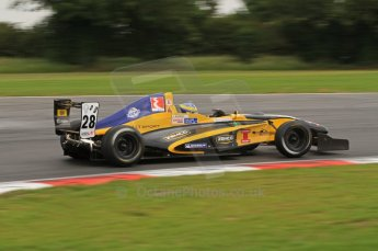 © Octane Photographic Ltd. 2011. Formula Renault 2.0 UK – Snetterton 300, Tio Ellinas - Atech Reid GP. Saturday 6th August 2011. Digital Ref : 0122LW7D0087