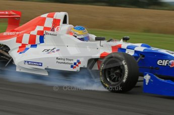 © Octane Photographic Ltd. 2011. Formula Renault 2.0 UK – Snetterton 300, Oliver Rowland - Fortec Motorsports. Saturday 6th August 2011. Digital Ref : 0122LW7D0176