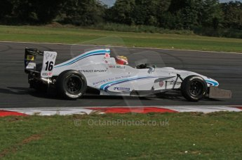 © Octane Photographic Ltd. 2011. Formula Renault 2.0 UK – Snetterton 300, Dan Wells - Atech Reid GP. Sunday 7th August 2011. Digital Ref : 0123LW7D0023
