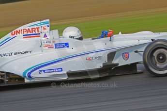 © Octane Photographic Ltd. 2011. Formula Renault 2.0 UK – Snetterton 300, Oscar King - Atech Reid GP. Sunday 7th August 2011. Digital Ref : 0123LW7D0520