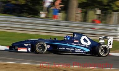 Josh Hill, Brands Hatch, Formula Renault, 01/10/2011
