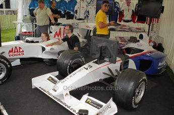 © Octane Photographic 2011. Goodwood Festival of Speed, Thursday 30th June 2011. Digital Ref : 0097CB1D9873