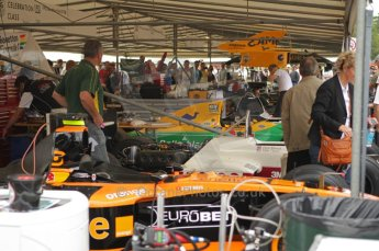 © Octane Photographic 2011. Goodwood Festival of Speed, Thursday 30th June 2011. Digital Ref : 0097CB1D9918