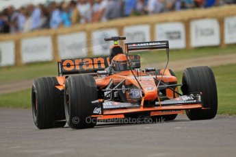 © Octane Photographic 2011. Goodwood Festival of Speed, Friday 1st July 2011. Digital Ref : 0097CB7D6931