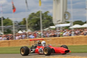 © Octane Photographic 2011. Goodwood Festival of Speed, Friday 1st July 2011. Digital Ref : 0097LW7D8498