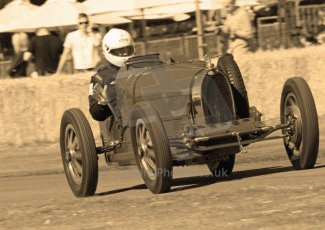 © Octane Photographic 2011. Goodwood Festival of Speed, Friday 1st July 2011. Digital Ref : 0101CB15566-sepia