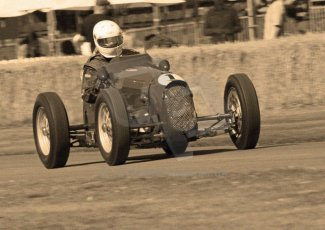 © Octane Photographic 2011. Goodwood Festival of Speed, Friday 1st July 2011. Digital Ref : 0101CB15600-sepia
