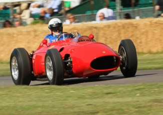 © Octane Photographic 2011. Goodwood Festival of Speed, Ferrari 500 F2, Friday 1st July 2011. Digital Ref :