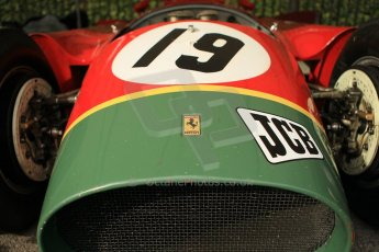 © Octane Photographic 2011 – Goodwood Revival 17th September 2011. Ferrari D50, Historic F1. Digital Ref : 0179cb1d4266