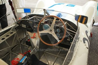 © Octane Photographic 2011 – Goodwood Revival 17th September 2011. Maserati birdcage. Digital Ref : 0179CB1D4365