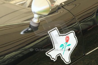 © Octane Photographic 2011 – Goodwood Revival 17th September 2011. Texas Rose. Digital Ref : 0179CB1D4594