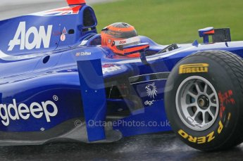 © Octane Photographic 2011. GP2 Official pre-season testing, Silverstone, Tuesday 5th April 2011. Carlin - Max Chilton. Digital Ref : 0039CB1D6174