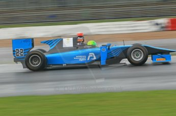 © Octane Photographic 2011. GP2 Official pre-season testing, Silverstone, Tuesday 5th April 2011. Ocean Racing - Kevin Mirocha. Digital Ref : 0039CB1D6338