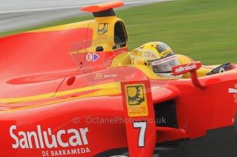 © Octane Photographic 2011. GP2 Official pre-season testing, Silverstone, Tuesday 5th April 2011. Racing Engineering - Dani Clos. Digital Ref : 0039CB1D6363