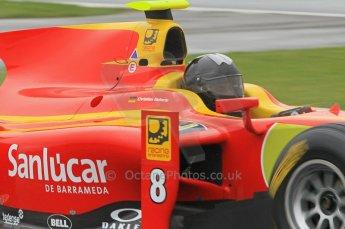 © Octane Photographic 2011. GP2 Official pre-season testing, Silverstone, Tuesday 5th April 2011. Racing Engineering - Christian Vietoris. Digital Ref : 0039CB1D6371