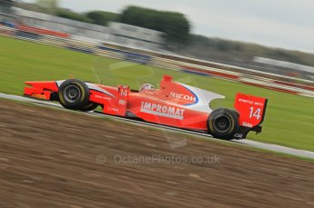 © Octane Photographic 2011. GP2 Official pre-season testing, Silverstone, Tuesday 5th April 2011. Digital Ref : 0039CB1D6732