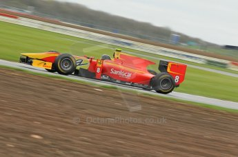 © Octane Photographic 2011. GP2 Official pre-season testing, Silverstone, Tuesday 5th April 2011. Racing Engineering - Christain Vietoris. Digital Ref : 0039CB1D6785