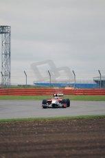 © Octane Photographic 2011. GP2 Official pre-season testing, Silverstone, Tuesday 5th April 2011. Scuderia Coloni - Michael Herck. Digital Ref : 0039CB1D6873