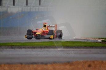 © Octane Photographic 2011. GP2 Official pre-season testing, Silverstone, Tuesday 5th April 2011. Racing Engineering - Dani Clos. Digital Ref : 0039CB7D0083
