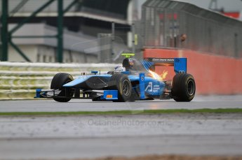 © Octane Photographic 2011. GP2 Official pre-season testing, Silverstone, Tuesday 5th April 2011. Ocean Racing - J.Cecotto Jnr. Digital Ref : 0039CB7D0176