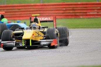 © Octane Photographic 2011. GP2 Official pre-season testing, Silverstone, Tuesday 5th April 2011. DAMS - Pal Varhaug. Digital Ref : 0039CB7D0527