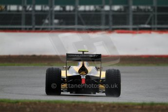 © Octane Photographic 2011. GP2 Official pre-season testing, Silverstone, Tuesday 5th April 2011.  DAMS - Pal Varhaug. Digital Ref : 0039CB7D0768