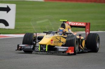 © Octane Photographic 2011. GP2 Official pre-season testing, Silverstone, Tuesday 5th April 2011. DAMS - Pal Varhaug. Digital Ref : 0039CB7D1134