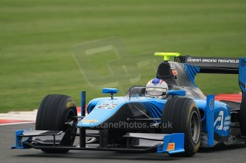 © Octane Photographic 2011. GP2 Official pre-season testing, Silverstone, Tuesday 5th April 2011. Ocean Racing - Jonny Cecotto Jnr. Digital Ref : 0039CB7D1154