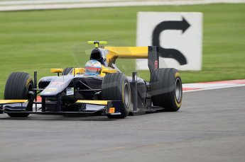 © Octane Photographic 2011. GP2 Official pre-season testing, Silverstone, Tuesday 5th April 2011. Super Nova Racing - Luca Filippi. Digital Ref : 0039CB7D1310