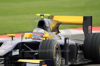 © Octane Photographic 2011. GP2 Official pre-season testing, Silverstone, Tuesday 5th April 2011. Super Nova Racing - Luca Filippi. Digital Ref : 0039CB7D1356