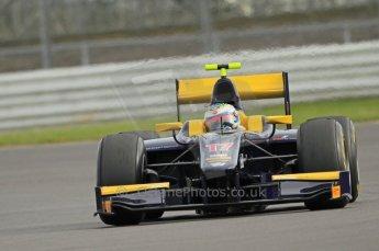 © Octane Photographic 2011. GP2 Official pre-season testing, Silverstone, Wednesday 6th April 2011. Super Nova - Luca Filippi. Digital Ref : 0040CB7D1505