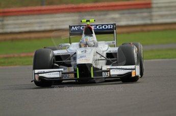 © Octane Photographic 2011. GP2 Official pre-season testing, Silverstone, Wednesday 6th April 2011. Addax - Giedo van der Garde.Digital Ref : 0040CB7D1723