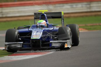 © Octane Photographic 2011. GP2 Official pre-season testing, Silverstone, Wednesday 6th April 2011. Carlin - Oliver Turvey. Digital Ref : 0040CB7D1888